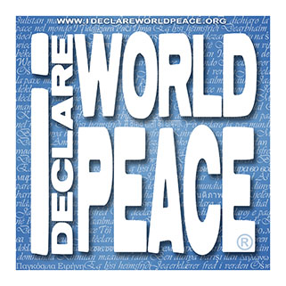 I Declare World Peace IDWP logo